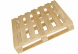 Pallet gỗ 1200x1200x150 mm