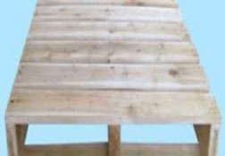 Pallet gỗ 800x1200x140 mm