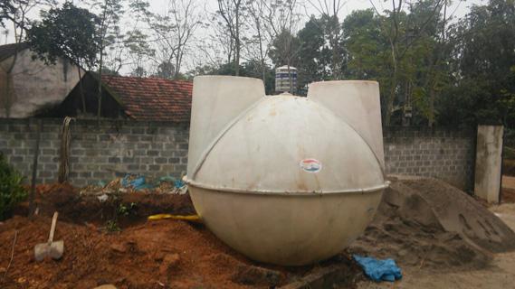 Hầm Biogas