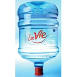 Nước uống lavie bình 20l