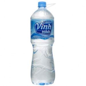 Nước khoáng vĩnh hảo 15l (thùng 12 chai)