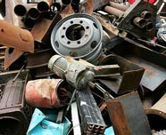 Phế liệu sắt chi tiết máy