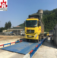 Cân xe tải sàn thép