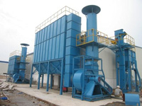 Hệ thống xử lý bụi khí thải