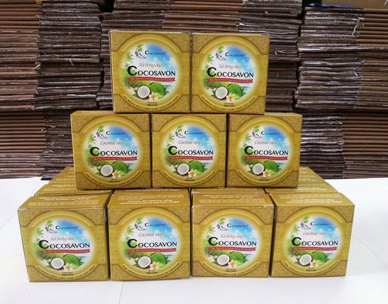 Xà bông dừa Cocosavon