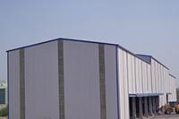 Thiết kế thi công nhà xưởng nhà công nghiệp