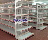 Kệ siêu thị lưới thép