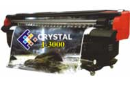 Máy in Crytal 3000