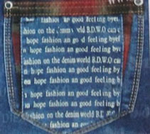 In túi quần Jean