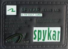 Mác quần Jean Spyke
