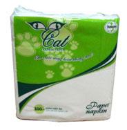 khăn ăn Cat
