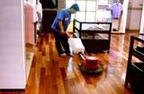 Dịch vụ vệ sinh sàn gỗ