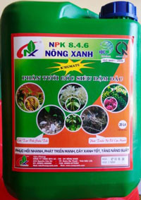 Can tưới siêu đậm đặc NPK 9 2 9