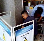 Sửa chữa và bảo trì thang máy