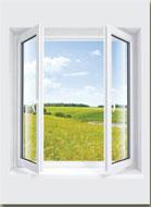 Cửa sổ mở quay trong