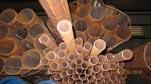 ống thép đúc cán kéo nóng (không sơn phủ bề mặt)