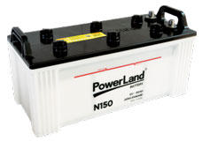 ắc quy PowerLand
