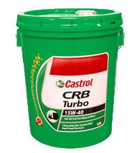 Dầu Castrol Crb Turbo Plus
