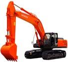 Cho thuê máy xúc đào