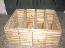 Lồng gỗ
