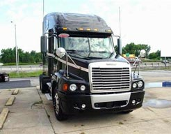 Xe công ty mới - Vận tải container