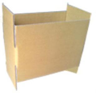 Thùng carton đối khẩu nắp dài