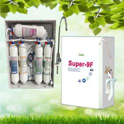 Máy lọc nước Nano Sunny-Eco Super-9F