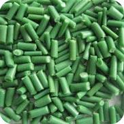 Hạt ABS xanh lá