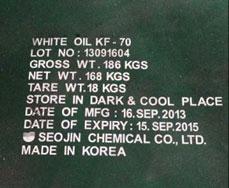 dauParaffin-KF-70 - Hóa chất ngành nhựa cao su