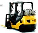 Xe nâng Gas/LPG