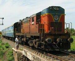 Vận chuyển hàng hóa đường sắt
