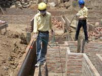 Phòng và diệt mối công trình xây dựng