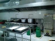 Hệ thống hút mùi bếp công nghiệp