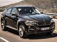 Xe ô tô BMW X6