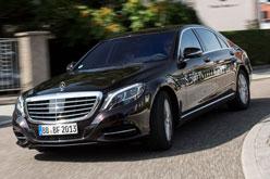 Xe ô tô Mercedes Benz S500