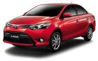 Xe ô tô Toyota Vios