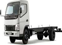 Xe tải nhẹ Canter 4.7 đến 8.2 tấn