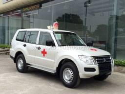 Xe cứu thương Mitsubishi Pajero