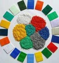 Hạt nhựa màu chất lượng