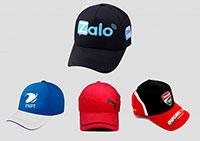 Thêu logo trên mũ nón