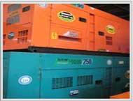 Cho thuê Máy phát điện 50 - 3000 KVA