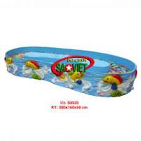 Hồ câu cá giải trí dành cho trẻ em