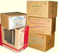 Thùng carton cho ngành điện tử