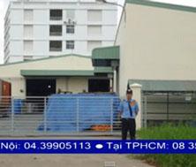 Dịch vụ bảo vệ nhà máy