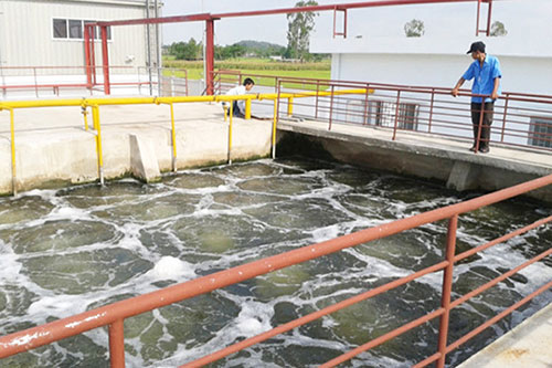 Hệ thống xử lý nước thải dược phẩm