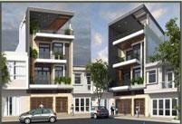 Nhà phố 28 Lam Sơn