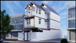 Biệt thự phố hẻm 34 Nguyễn Thiện Thuật