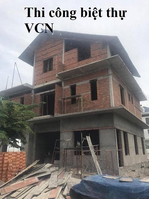 Thi công KĐT VCN Phước Hải