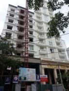 Thi công khách sạn Edele 61 Nguyễn Thiện Thuật