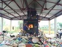 Lò đốt rác thải chất thải
